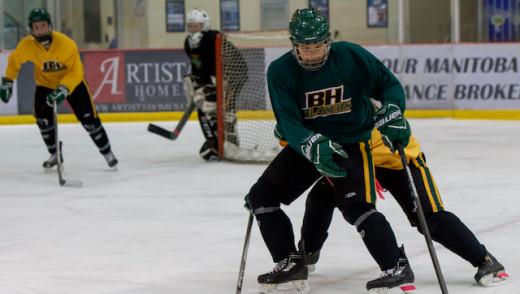 Meet Winnipeg Player Kennesha Miswaggon