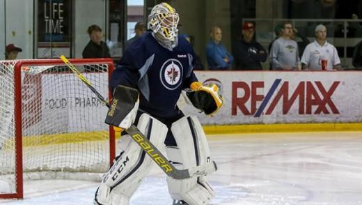 Manitoba Moose Send Phillips to Jacksonville