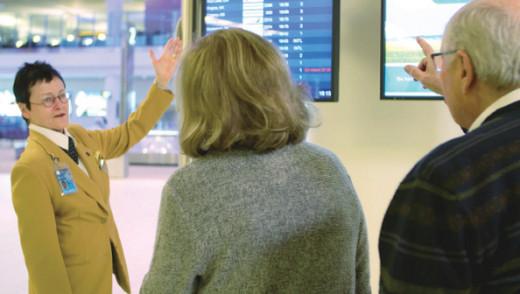 Ask a Winnipeg Airport Goldwing Ambassador