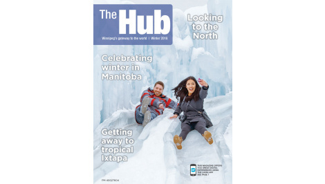 Read the latest edition of The Hub