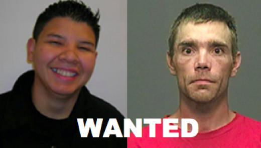 Man and Woman Wanted by Winnipeg Police