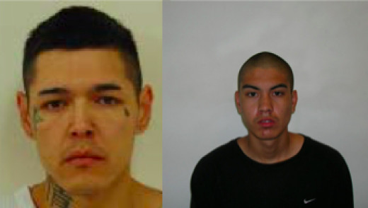 These Men Are Wanted by RCMP & May Be In Winnipeg