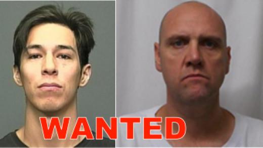 Wanted by Police in Winnipeg & Brandon