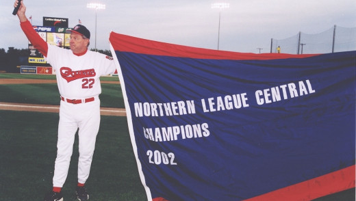 Former Manager to be Honoured by Goldeyes