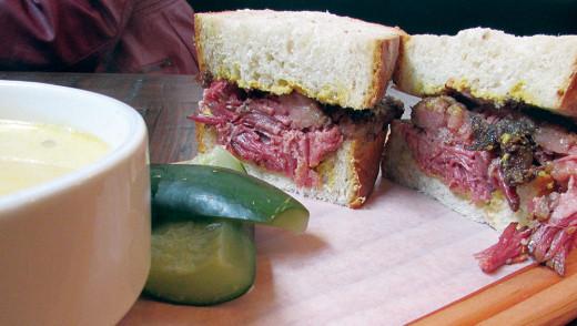 Hot Eats In Winnipeg - King & Bannatyne