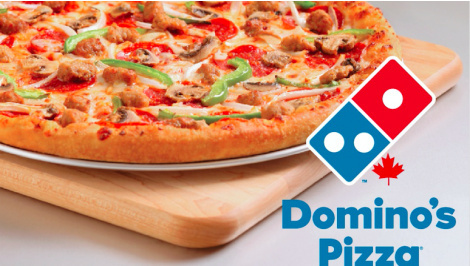 Hungry? Order Domino's Now