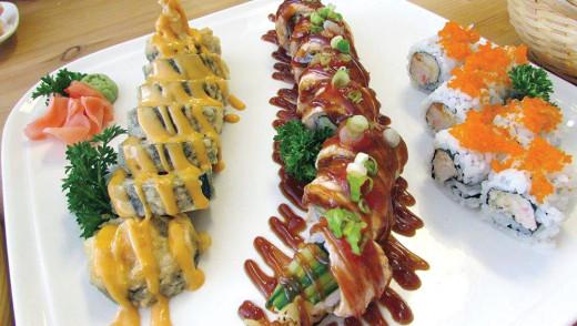Hot Eats Winnipeg - The Sushi Terrace