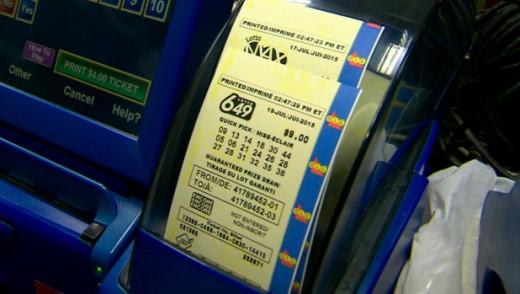 Did you Win Lotto 6/49