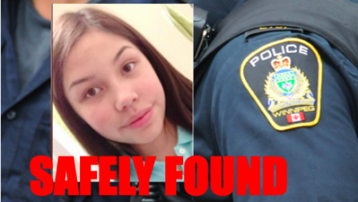 UPDATED - 17 Year Old Girl Found