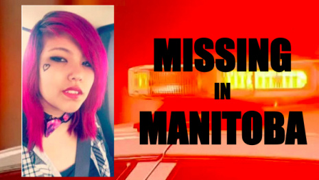 Missing in Manitoba - 15-Year-Old