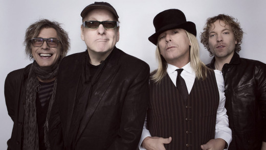 Cheap Trick Live at The Burt