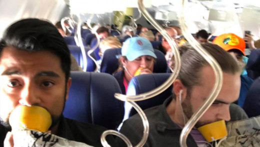 One Dead, After Southwest Jet Makes Emergency Landing