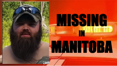 Missing in Manitoba