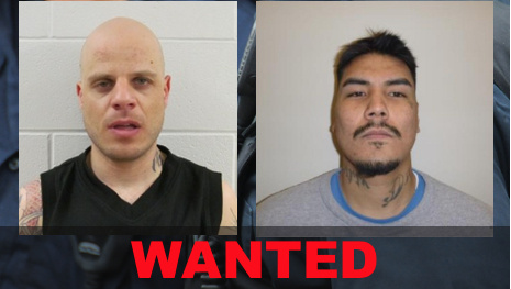 Wanted by Police in Manitoba
