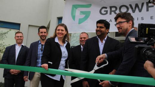 GrowForce Picks Winnipeg for Flagship Cannabis Facility