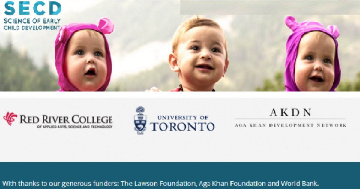 Free Access Offered To The Science Of Early Child Development