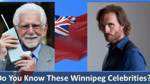 Do You Know These Winnipeg Celebrities?