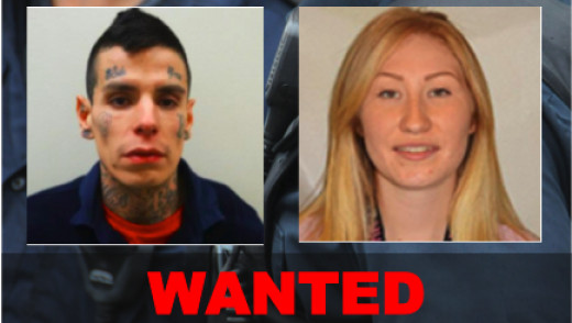 Both are Wanted by Winnipeg Police