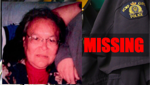 Missing 60-Year-Old Woman Last Seen May 17th