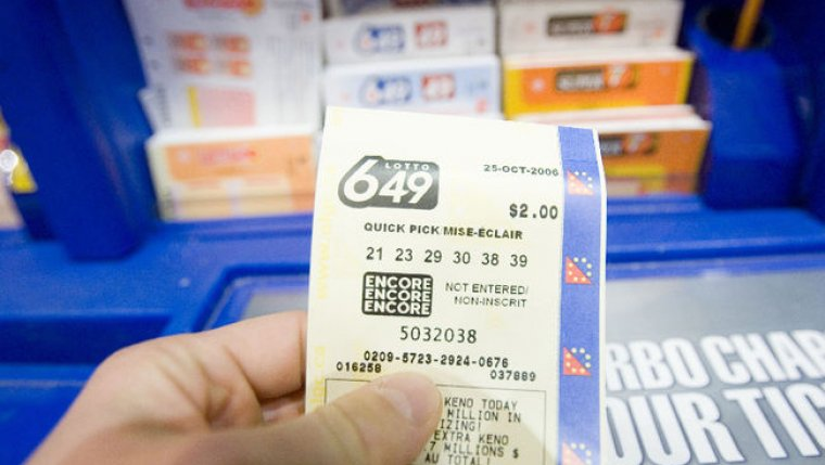 649 Lotto Numbers
