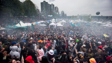 Province Says - Booze is OK, But Pot is Not