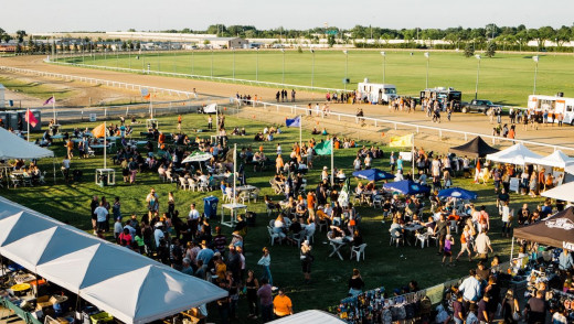 The Night Market is Back at The Downs