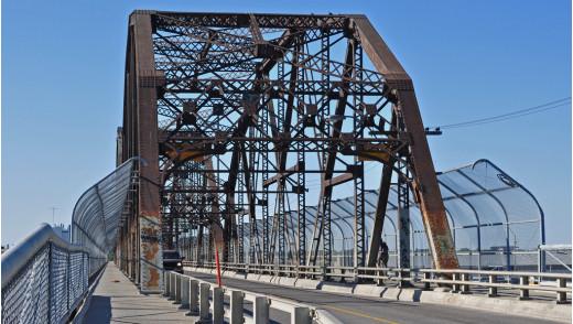 Arlington Bridge Closed This Weekend
