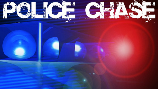 A 14 and 16-Year-Old Steal a Car & Lead Police on Chase
