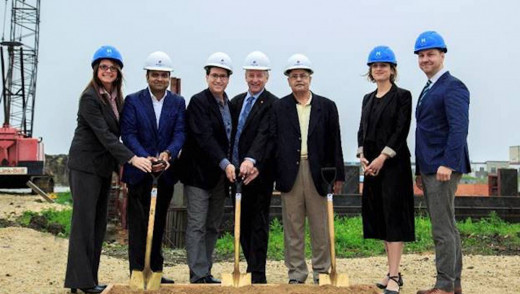 Construction Begins on New Hyatt Hotel