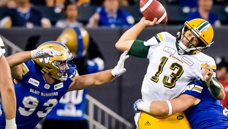 Second-Longest Game in CFL History