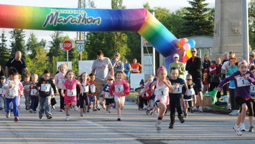 Roads That are Closed Today for Manitoba Marathon
