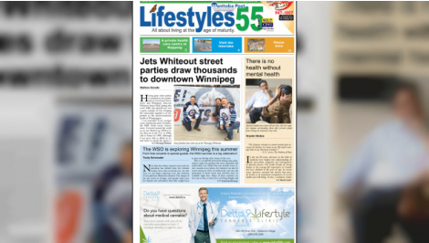 Read the June Issue of Lifestyles55