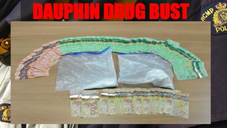 Dauphin Traffic Stop