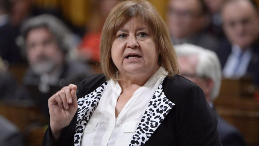 Winnipeg Liberal MP Accused of Being Abusive by The Red Cross