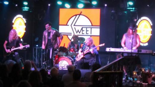 Classic Rocker Legendary Band, Sweet, Will Play Winnipeg