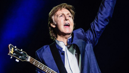 Sir Paul McCartney to Play Winnipeg in September