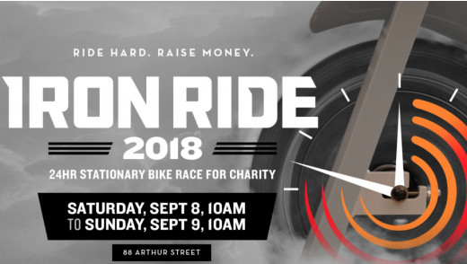Pan Am Place Announced the Iron Ride 2018