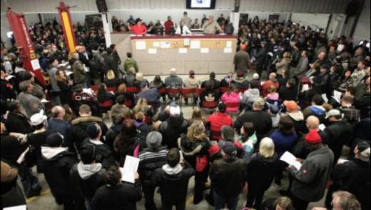 Winnipeg Police Unclaimed Goods Auction