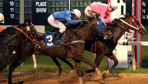 Jockey Badrie Reaches Top 3
