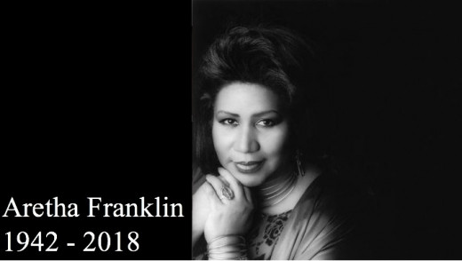 """Aretha Franklin """"The Queen of Soul"""" Dead at 76"""