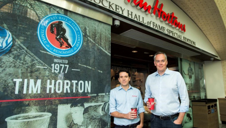 Tim Hortons Introduces a New Lid