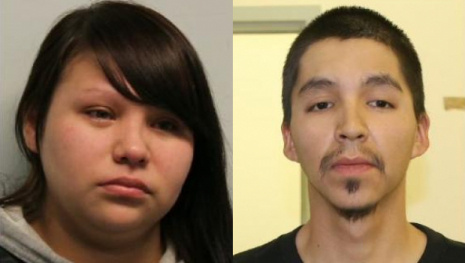 Wanted by RCMP in Manitoba