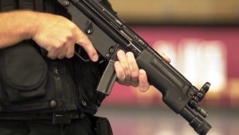 Police Respond to 5 Gun Calls