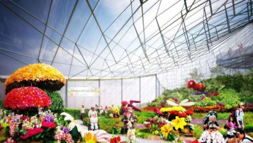 $2 Million for Canada's Diversity Gardens
