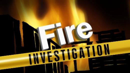 Suspicious House Fire on Manitoba Avenue