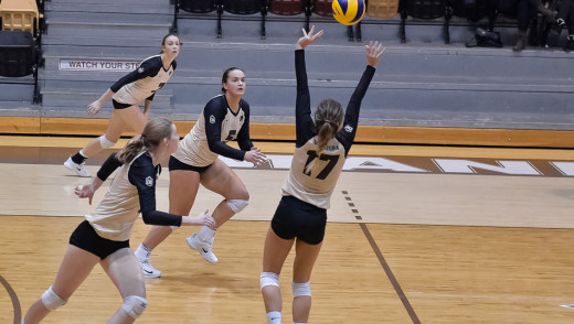 Eight Recruits for Manitoba Bison Women's Volleyball
