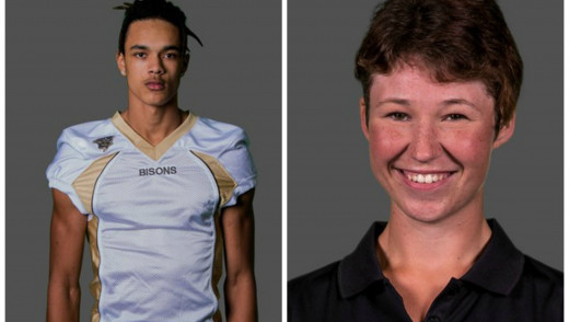 Bison Players of the Week