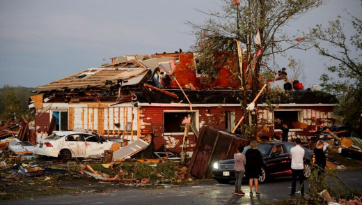 Officials Confirm Two Tornados Hit Ottawa Area