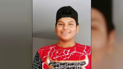 RCMP Looking for Missing Teen