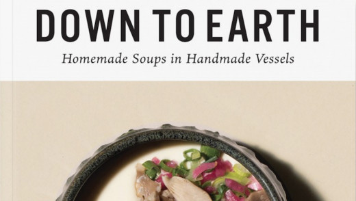 Local Chefs and Ceramic Artists featured in New CRAFTED Cookbook